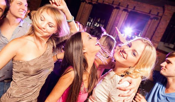 fiesta chicas despedidas