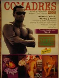 cartel fotos de comadres